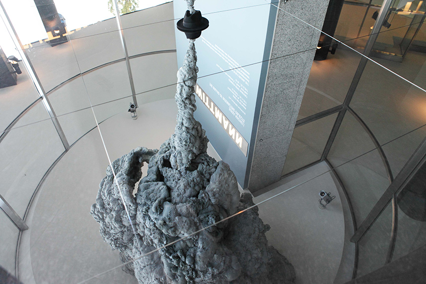 >THE BALLAD OF INTERACTING OBJECTS - I WANT TO BE A VOLCANO